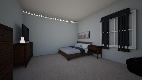 My real bedroom - Classic - Bedroom  - by tiktokvibes