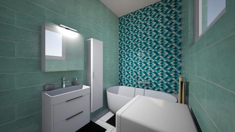 Bathroom - Bathroom  - by Sanja05