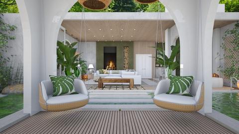 Secret Garden 9 - Garden  - by Fofinha