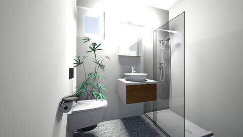 bathroom liraz 5 - Bathroom  - by erlichroni