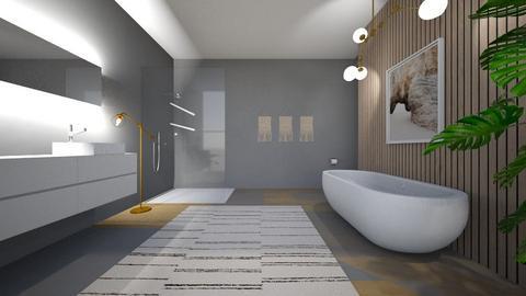 yhbbg - Bathroom  - by yarno