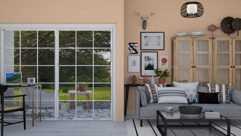 1st contest_mikaelahs - Living room  - by mikaelahs