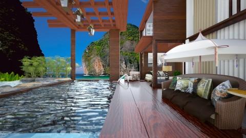 thailand resort - Modern - by Evangeline_The_Unicorn