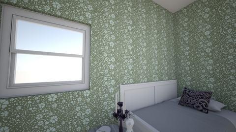 1st bedroom - Bedroom  - by KamilaCramer