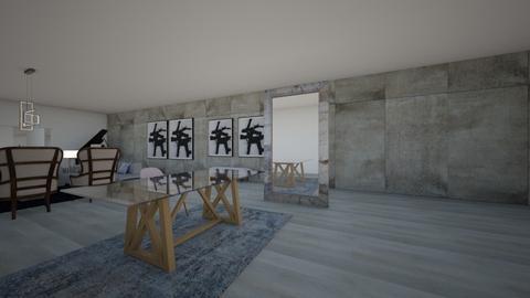 bernardodd - Living room - by lopes6