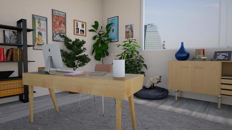 Office 2 - Office - by taiyakkki
