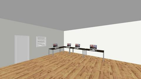 Calle Lee Office - Eclectic - Office  - by audiophile