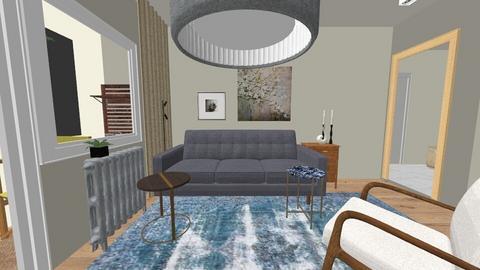 Junev12020 - Living room  - by Julia Nick