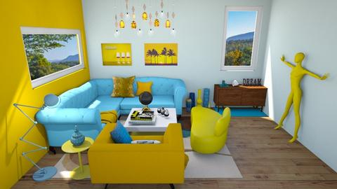 shiny   - Modern - Living room - by rimanina