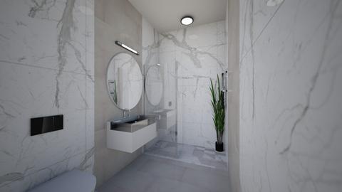 Bubble bath - Bathroom - by Edyta Bak