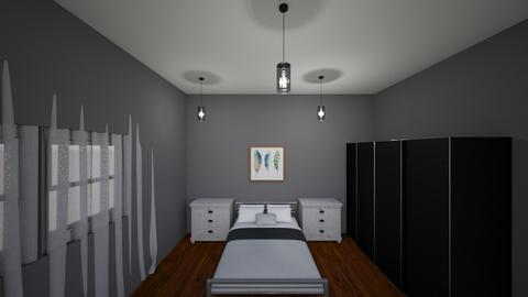 oriana - Bedroom - by orianamarizza