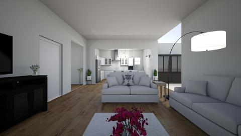 myhome - Bedroom  - by Architectdreams