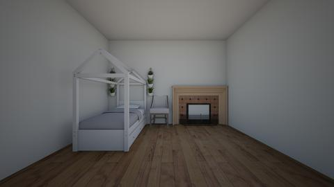 hospital room - Kids room - by Jazariacherrington1