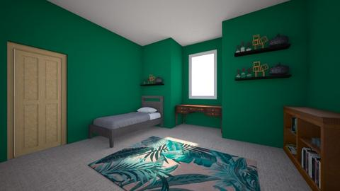 cool - Bedroom  - by billycarlton