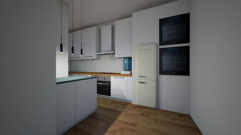 plan kitchen3 - by eezwaniey81