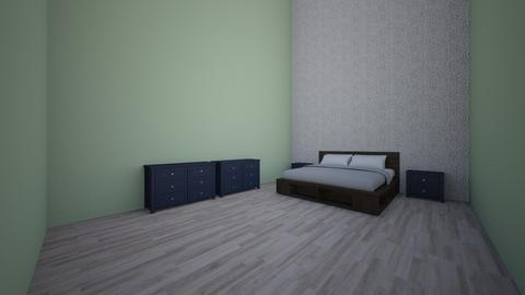 bedroom layout - Bedroom  - by annripley