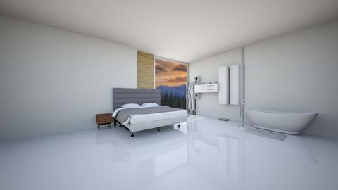 part2 - Modern - Bedroom  - by aryanm321