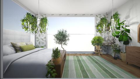 Plant room - Bedroom  - by soph_vsco_style