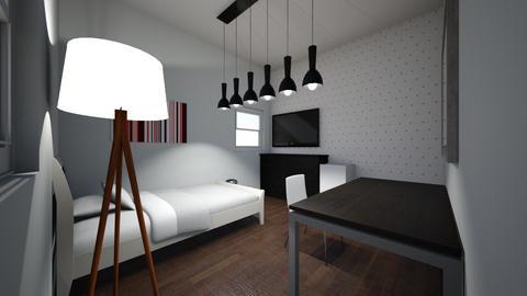 My bedroom - Classic - Bedroom  - by Carleybee