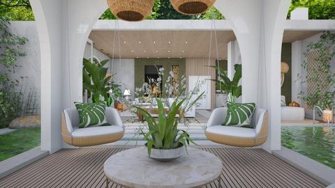 Secret Garden 8 - Garden  - by Fofinha