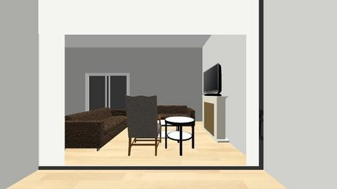 Redgate Living Room 5 - Living room  - by evekarate