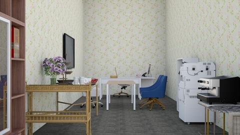 office - Modern - Office  - by sophiea2322