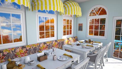 Pancake House - by lauren_murphy