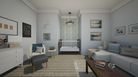 Baby Room - Kids room  - by Natalie T