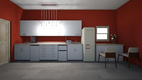 time to eat - Modern - Kitchen  - by skz1