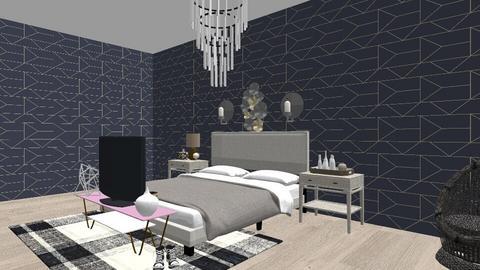 My room - Bedroom  - by Macie_123