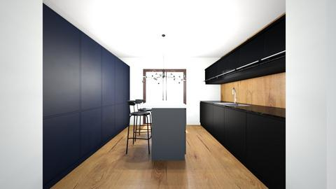 victor401 - Kitchen  - by victor_clk