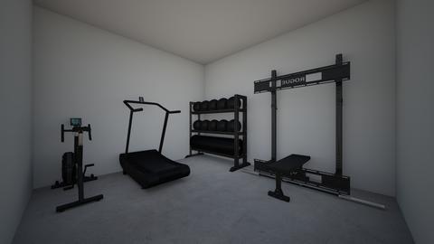 Gym - by rogue_544d1da8f205669a105b770e873d2