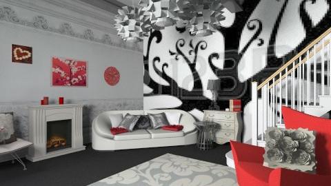 lounge - Living room  - by Lovelil