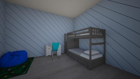 Boys kids room - Kids room  - by Soccergirl2711