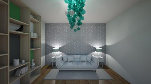 Chandelier  - Living room  - by theIrishdog