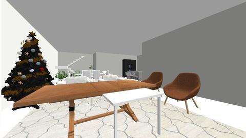alkslaks - Living room - by luu