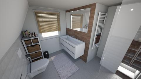 furdoszoba - Modern - Bathroom  - by vagopetra