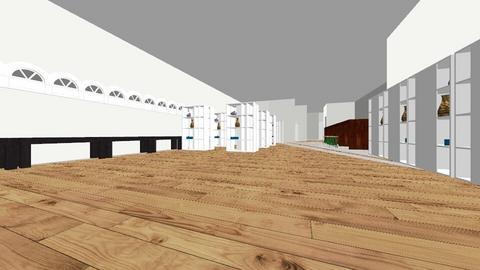 Top floor - Office  - by sanctuarygames