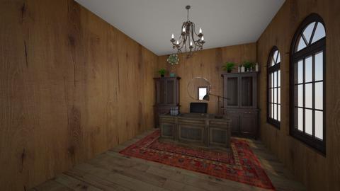 FINAL_OFFICE_GEISZ - Classic - Office  - by darbyy