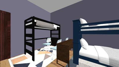bilik kakak - Kids room - by onatt