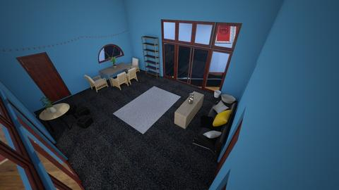 LEL Group - Living room  - by launch calm space