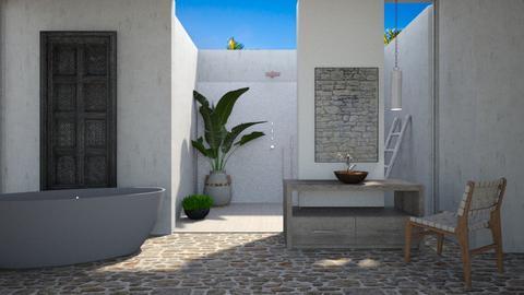 Island vibes - Rustic - Bathroom  - by tolo13lolo