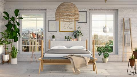 Boho Sleep - Bedroom - by JennieT8623
