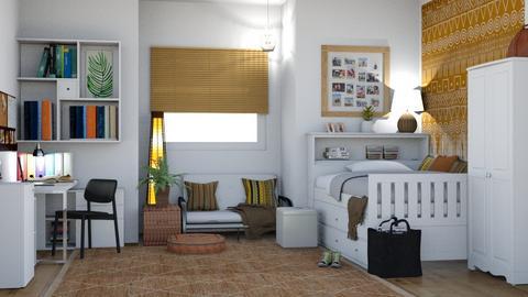 Dorm Room - by LixieG