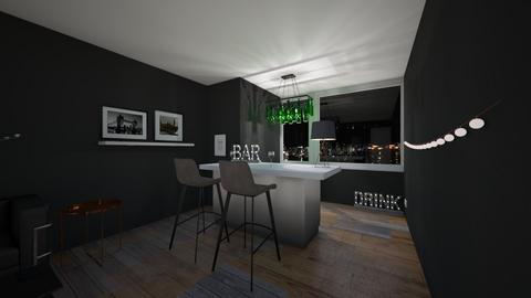 House Bar - by bramie2020