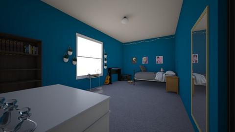 Smith bedroom - Bedroom  - by laciesmith111