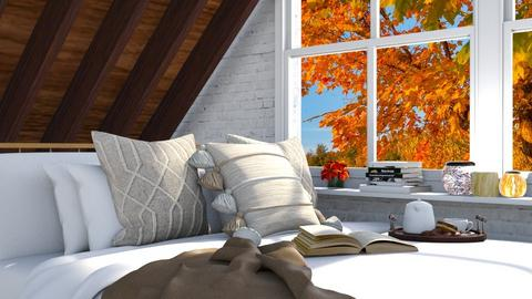 Autumn - Bedroom  - by seth96
