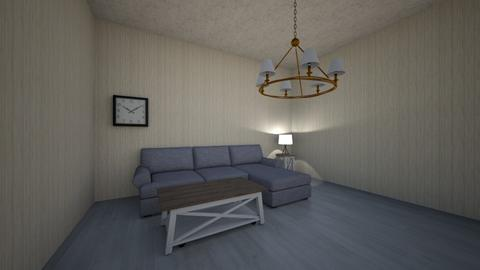 simple living room - Living room  - by shayana_1