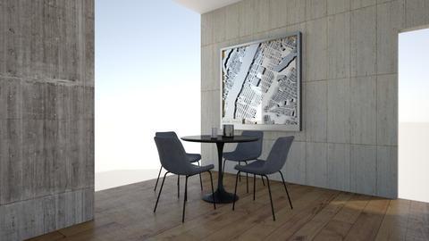SALON - Modern - Living room  - by TAMUSH88