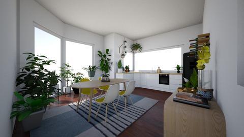 kitchen - Kitchen - by marghec